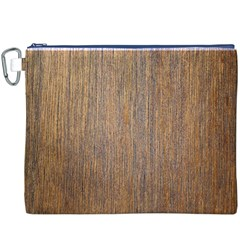 WALNUT Canvas Cosmetic Bag (XXXL)