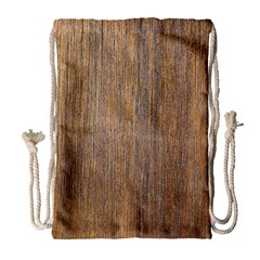 Walnut Drawstring Bag (large)