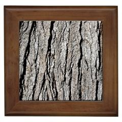 Tree Bark Framed Tiles