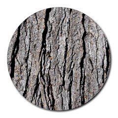 Tree Bark Round Mousepads
