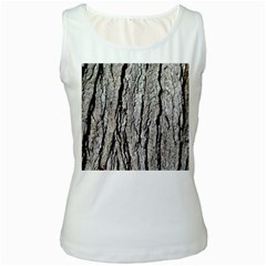 Tree Bark Women s Tank Tops