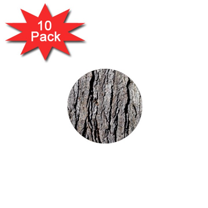 TREE BARK 1  Mini Magnet (10 pack)