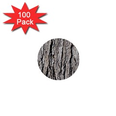Tree Bark 1  Mini Buttons (100 Pack)