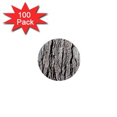 Tree Bark 1  Mini Magnets (100 Pack)
