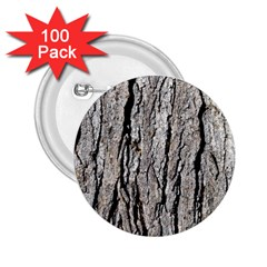 Tree Bark 2 25  Buttons (100 Pack)
