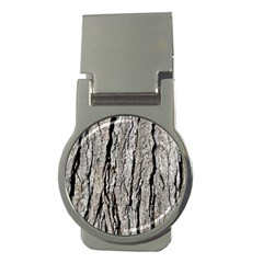 Tree Bark Money Clips (round)