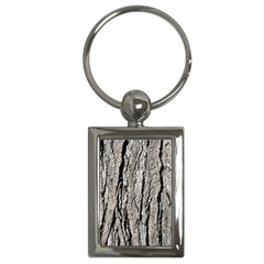 Tree Bark Key Chains (rectangle)