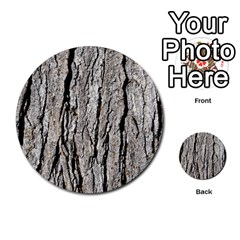 Tree Bark Multi Purpose Cards (round)