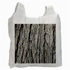 TREE BARK Recycle Bag (One Side)