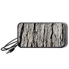 TREE BARK Portable Speaker (Black)