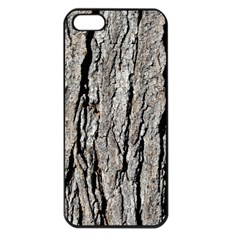 TREE BARK Apple iPhone 5 Seamless Case (Black)