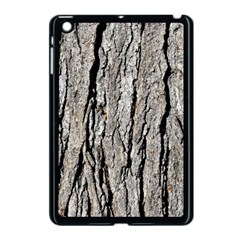 TREE BARK Apple iPad Mini Case (Black)