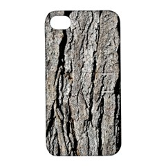 TREE BARK Apple iPhone 4/4S Hardshell Case with Stand