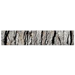 Tree Bark Flano Scarf (small)