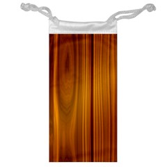 Shiny Striated Panel Jewelry Bags