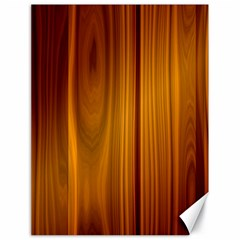 Shiny Striated Panel Canvas 18  X 24