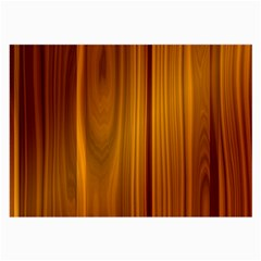 Shiny Striated Panel Large Glasses Cloth