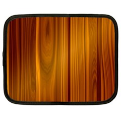 Shiny Striated Panel Netbook Case (large)