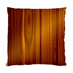 Shiny Striated Panel Standard Cushion Case (one Side)