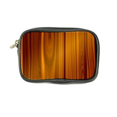 Shiny Striated Panel Coin Purse