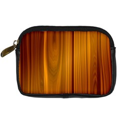 Shiny Striated Panel Digital Camera Cases