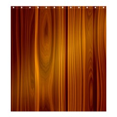 Shiny Striated Panel Shower Curtain 66  X 72  (large)