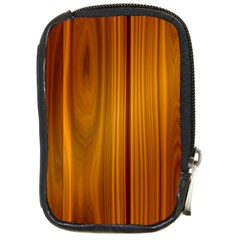 Shiny Striated Panel Compact Camera Cases
