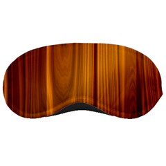 Shiny Striated Panel Sleeping Masks