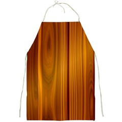 SHINY STRIATED PANEL Full Print Aprons