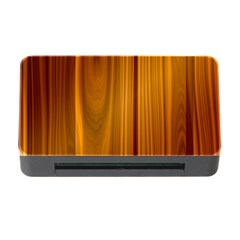 SHINY STRIATED PANEL Memory Card Reader with CF