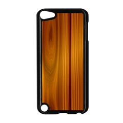 SHINY STRIATED PANEL Apple iPod Touch 5 Case (Black)