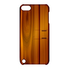 SHINY STRIATED PANEL Apple iPod Touch 5 Hardshell Case with Stand