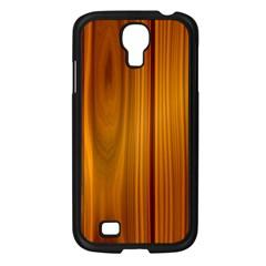 SHINY STRIATED PANEL Samsung Galaxy S4 I9500/ I9505 Case (Black)