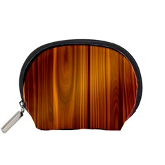 Shiny Striated Panel Accessory Pouches (small)
