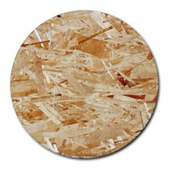 Osb Plywood Round Mousepads