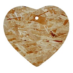 Osb Plywood Ornament (heart)
