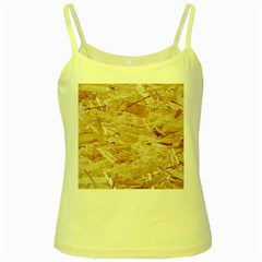 Osb Plywood Yellow Spaghetti Tanks