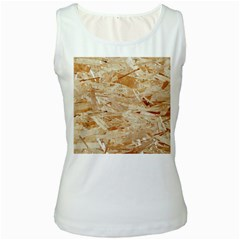 Osb Plywood Women s Tank Tops