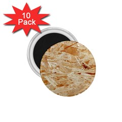 Osb Plywood 1 75  Magnets (10 Pack)