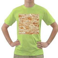 Osb Plywood Green T Shirt