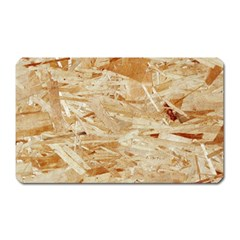 Osb Plywood Magnet (rectangular)