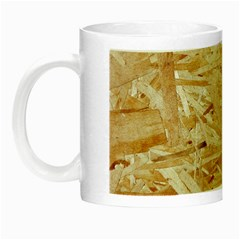 Osb Plywood Night Luminous Mugs