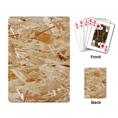 Osb Plywood Playing Card