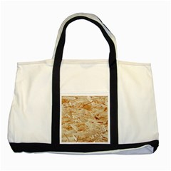Osb Plywood Two Tone Tote Bag