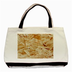 Osb Plywood Basic Tote Bag (two Sides)