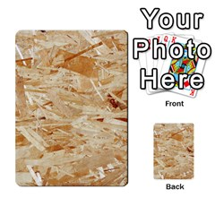 Osb Plywood Multi Purpose Cards (rectangle)