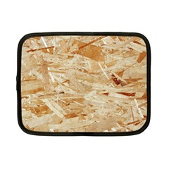 Osb Plywood Netbook Case (small)