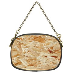 Osb Plywood Chain Purses (one Side)