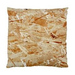 Osb Plywood Standard Cushion Case (one Side)