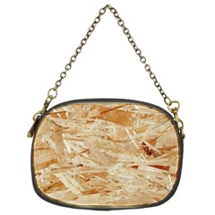 Osb Plywood Chain Purses (two Sides)